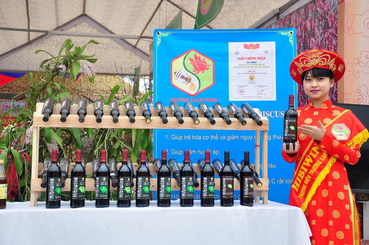 Rượu Hibiwine 380ml